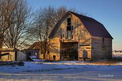 Crib (david.horst.7) Tags: rural illinois decay farm
