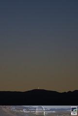 Venus on top of the mountain (Earth & Sky NZ) Tags: sunset newzealand venus observatory mackenzie astrophotography nz astronomy ida tekapo stargazing aoraki mountainrange mtjohn earthandsky mtjohnobservatory mackenziebasin internationaldarkskyassociation mtjohnuniversityobservatory darkskyreserve starlightreserve aorakimackenzieinternationaldarkskyreserve igorhoogerwerf