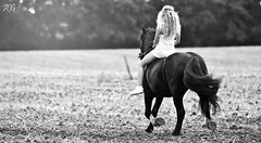 Brooke & Jett (AmyJGarland) Tags: girls portrait horses people horse woman girl animal animals rural photoshop woodland countryside model woods photoshoot britain photoshopped country manipulation pony portraiture mystical british ponies manip modelling equestrian equine horseriding horserider equinephotography equestrianphotography ajgphotography