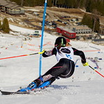 Meg Cumming, Red Mountain Keurig Cup Slalom PHOTO CREDIT: Derek Trussler