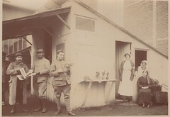 WWI Red Cross Canteen (hoosiermarine) Tags: red france cross wwi worldwari worldwarone canteen ww1 greatwar kantine redcross worldwar1 cantine poilu poilus premireguerre redcrosscanteen