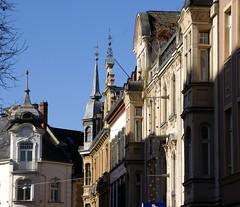 Wiesbaden, Mühlgasse (HEN-Magonza) Tags: wiesbaden hessen hesse deutschland germany mühlgasse historismus historism
