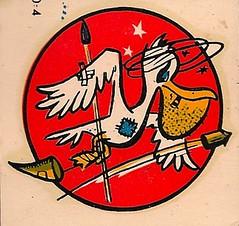 1960's Impko Bird Decal (Donald Deveau) Tags: birds decal bullets famousmonsters impko