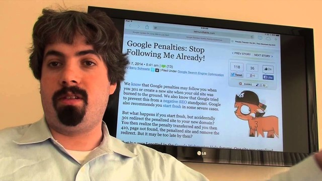 Google Update, Quality Raters Guidelines & Larry Page & Sergey Brin Interview