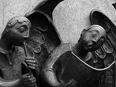 Ostfriedhof Essen (Sandra Kuhn) Tags: friedhof cemetery essen alt kunst grab tod stille gräber grabstätte ostfriedhof