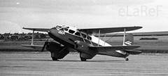 G-AHGD De Havilland DH.89A Dragon Rapide c/n 6862 (eLaReF) Tags: show museum cn de war dragon air 1975 duxford imperial rapide qfo havilland 6862 egsu dh89a gahgd