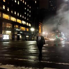 Luchino (ShelSerkin) Tags: street nyc newyorkcity portrait newyork candid streetphotography squareformat gothamist iphone mobilephotography iphoneography shotoniphone hipstamatic shotoniphone6