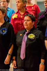 Loud and Proud Choir 2016 -230 (Philip Gillespie) Tags: pink blue gay girls people orange white black men green church boys yellow proud choir contrast canon lesbian happy prime scotland hall concert women edinburgh colours singing smiles transgender event sing bisexual loud songs anthems craigie balleds loudproudchoir craigiechoir