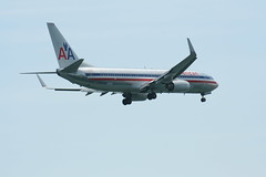 IMG_2483 (wmcgauran) Tags: boston airplane airport aircraft aviation american boeing bos 737 eastboston kbos n930an