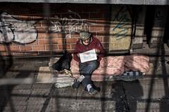 (Fran[zi]s[ko]Vicencio) Tags: street urban canon calle day photojournalism vida streetphoto urbano anciano pobreza vagabundo diaria fotocallejera canonphotos fotoperiodismo vidadiaria canonuser canon60d