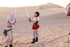 May the Force-862 (BJermaine) Tags: california film canon star starwars desert cosplay rey production lightsaber wars producer harleyquinn 4k productionstills elcentro bmcc fanfilm may4th imperialsanddunes maythefourth maytheforce champrobinson bjermaine bejermaine brandonjermaine imaginationupgraded brandonchamprobinson