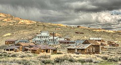 Town view (Photo_Engineer) Tags: park ca usa nature insects ghosttown bodie