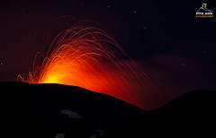 Eruzione Voragine - 24/25 maggio 2016 (Etna Walk) Tags: trekking volcano lava outdoor hiking walk crater sicily etna eruption sicilia vulcano cratere eruzione voragine etnawalk