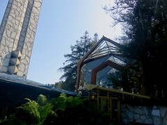 Wayfarer's Chapel (kaseynicole13) Tags: ocean church nature beautiful chapel palosverdes wayfarerschapel