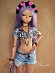 Leilah? (nekomuchuu63) Tags: doll box 14 opening bjd 16 fairyland luka lishe minifee littlefee