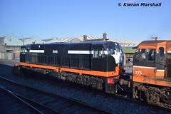 B141 at Inchicore, 14/5/16 (hurricanemk1c) Tags: irish train gm rail railway trains railways 141 irishrail generalmotors inchicore 2016 emd iarnród éireann rpsi iarnródéireann railwaypreservationsocietyofireland b141