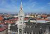 Monachium widziane z góry z innej perspektywy. (Nowiny z Monachium) Tags: altstadt theatinerkirche nowyratusz panoramamonachium