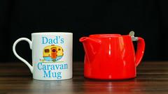 Birthday Tea (Stewart Black) Tags: birthday red tea mug present cuppot