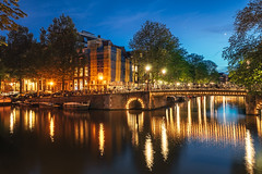 Amsterdam (Tomas Lei) Tags: travel blue amsterdam night euro sony magichour nightfall bluetime sonya7
