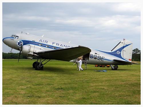 Douglas C 47 Dakota n° 9172 F-AZTE
