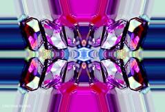 Crystal Butterfly (Cristina Burns) Tags: abstract contemporaryart swarovski cristinaburns