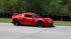 IMG_8909 (i_am_lee_sam) Tags: auto red car racetrack race track day lotus corps farms blackhawk exige hpde 2016