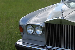 Rolls Royce Silver Shadow 2 Front & Heck (sb.estate) Tags: shadow 2 classic car silver star front 80s 70s oldtimer rolls 1970 1980 1979 royce collector heck blinker scheinwerfer kühlergrill deteil