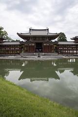Byd-in Phoenix Hall  (PV9007 Photography) Tags: phoenix japan temple hall coin kyoto 10 buddhist southern    kansai yen uji tempel  byodoin mnze    rckseite   bydin buddhistischer phnixhalle byoudouin  rakunan