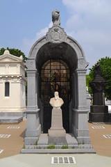 Graf Emile Bockstael, Laken (Erf-goed.be) Tags: emilebockstael graf kerkhof begraafplaats laken brussel archeonet geotagged geo:lon=43539 geo:lat=508795