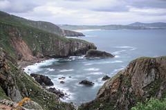 A Hortia (bidueiro) Tags: costa paisaje acantilado