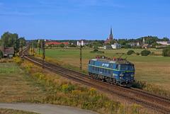 PKP ET22 740 (maurizio messa) Tags: railroad polska railway trains polen bahn polonia mau lis ferrovia treni pkp opolskie et22 pafawag nikond7100