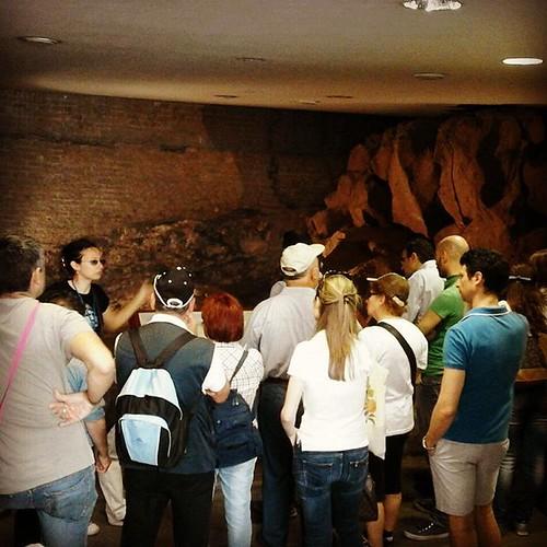 #arsinurbe #roma #tombaceciliametella #anticaroma #appiaantica #visitaguidata #archeologia #storia