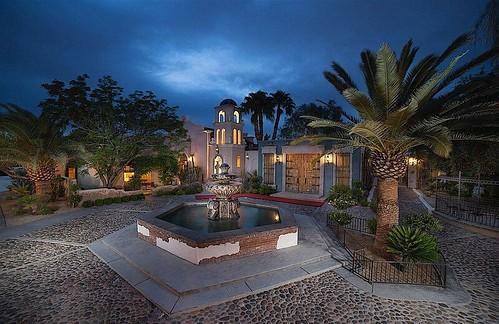 Дом Майкла Джексона в Лас-Вегасе