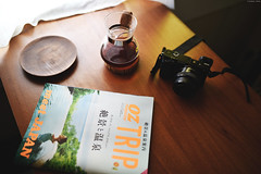 | Homemade Coffee (Iyhon Chiu) Tags: camera coffee brewing magazine hand sony homemade d750  2015 kono   pourover  a6000   dripbrewing