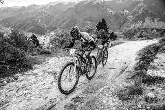 img (niko pix) Tags: bw panorama mountain bike marathon biker degli gara stazzi