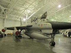 "Convair B-58A Hustler 151 • <a style=""font-size:0.8em;"" href=""http://www.flickr.com/photos/81723459@N04/27506797903/"" target=""_blank"">View on Flickr</a>"
