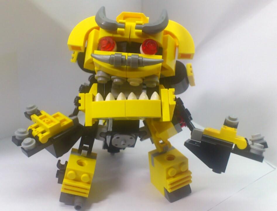 lego mixels mega max instructions