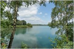 het Reindersmeer (HP012249) (Hetwie) Tags: lake nature water meer nederland natuur well limburg nationaalpark reindersmeer maasduinen