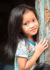 Klong Toey-1 2016 (Husna SM) Tags: portrait people tourism thailand 50mm nikon asia bangkok tourist d750 f18 klong toey