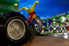 Big Wheel at Disneyworld's Pop Century Resort (David Youngblood) Tags: wheel big sony disneyworld wdw bigwheel popcentury sal1650 a77ii ilca77m2