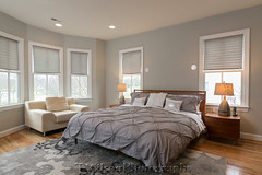 Church Hill Bedroom (TAWilsonPhotography) Tags: bed bedroom richmondvirginia churchhill offcameralighting exposurefusion