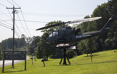 US Army chopper (le calmar) Tags: new york summer usa ny slr america canon army reflex chopper unitedstates july upstate helicopter centralnewyork marines t juillet usarmy hlicoptre 2015 tatsunis 50d