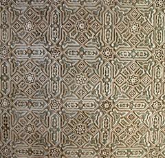 Patterns on the Ceiling (VinayakH) Tags: india gardens royal palace hyderabad royalpalace nizam telangana chowmahallapalace