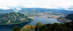 "Dalla Sighinola ""balcone d'Italia"" Exsplorer (katefoto-) Tags: panorama lago blu natura citt lanzo dintelvi sighignola luganosvizzera"