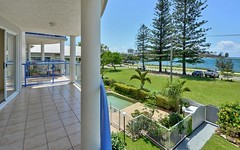 Unit 3 'Pisces' 27 Landsborough Parade, Golden Beach Qld