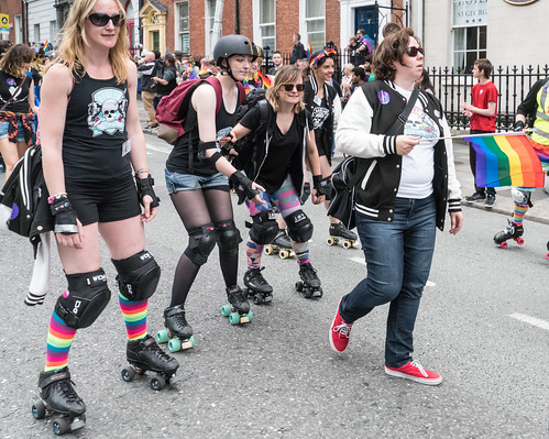 PRIDE PARADE AND FESTIVAL [DUBLIN 2016]-118004