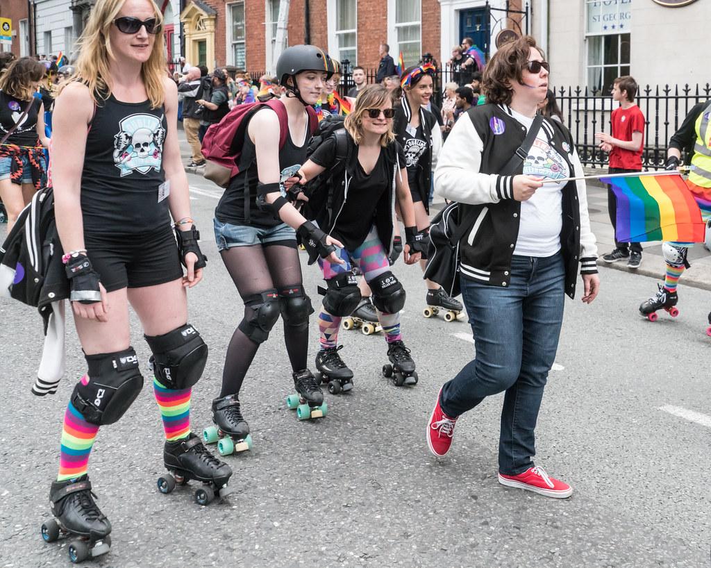 PRIDE PARADE AND FESTIVAL [DUBLIN 2016]-118004