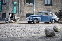 Volvo PV544 (fernando_gm) Tags: classic car copenhagen denmark volvo nikon coche antiguo dinamarca clasico copenague copenhague pv544 d7000