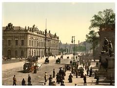 Berlin (5) (DenjaChe) Tags: berlin 1900 postcards 1900s postkarten ansichtskarten