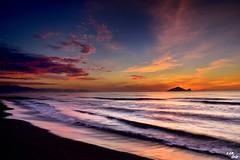 Happy Turtle (Clonedbird  & Iris ) Tags:           sunrise longexposure landscape dawn d810 nikon taiwan turtleisland island rock